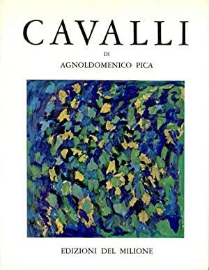 Massimo Cavalli: CAVALLI - Pica Agnoldomenico