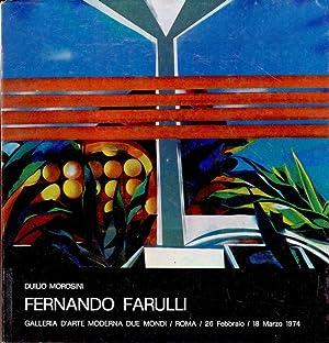 Fernando Farulli: FARULLI, Fernando (Firenze,