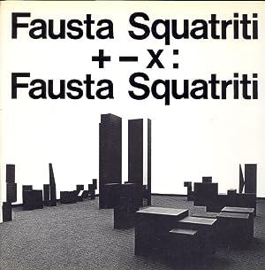 Fausta Squatriti + - X: Fausta Squatriti: SQUATRITI Fausta