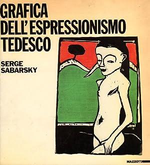Grafica dell'espressionismo tedesco: SABARSKY Serge