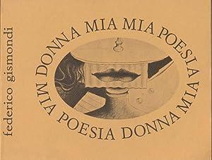 Donna mia mia poesia: GISMONDI Federico