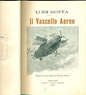 Il vascello aereo: AMATO - Motta