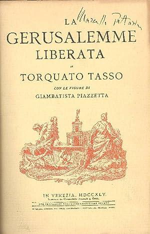 La Gerusalemme liberata: TASSO, Torquato (Sorrento