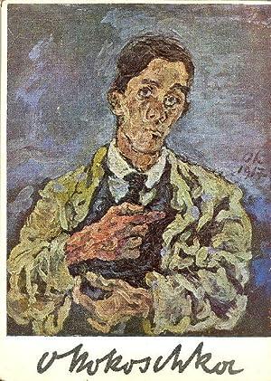 Oskar Kokoschka. Marc Chagall: KOKOSCHKA Oskar, CHAGALL