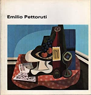 Emilio Pettoruti. Olbilder. Collagen. Zeichnungen: PETTORUTI EMILIO