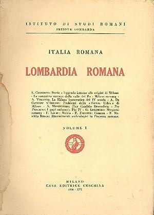 Lombardia romana: AA. VV.