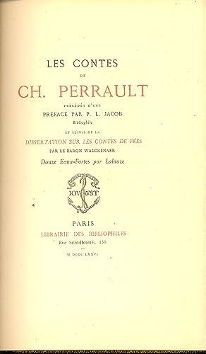 Les Contes de Ch. Perrault: PERRAULT Charles