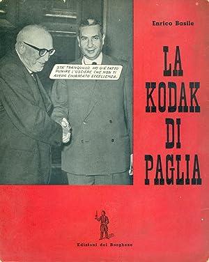 La Kodak di paglia: BASILE Enrico