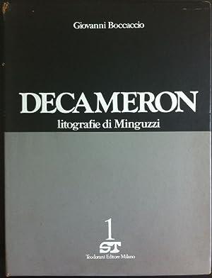 Decameron: MINGUZZI - Boccaccio