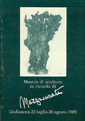 Mostra di scultura in ricordo di Marino: MAZZACURATI - AA.