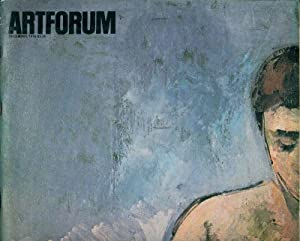 Artforum. Volume XV, No. 4, December 1976: ARTFORUM. Editor: John