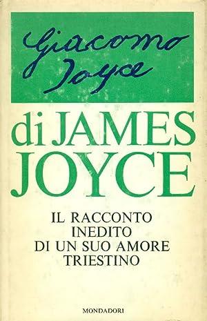 Giacomo Joyce: JOYCE, James (Dublin