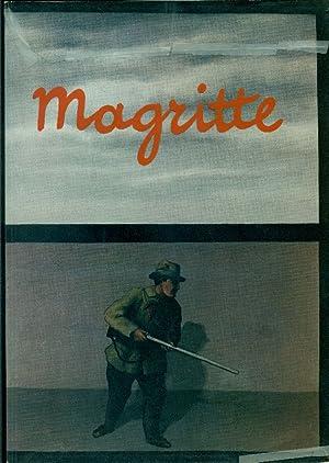Magritte Retrospective Loan Exhibition: MAGRITTE, René (Lessines,