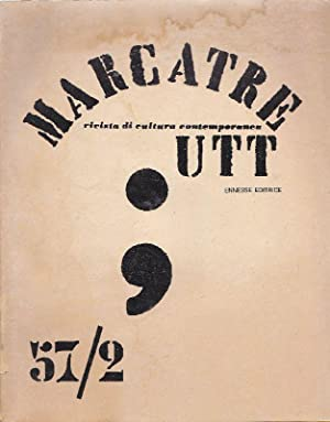 Marcatre UTT n. 57, agosto 1970 (nuova: MARCATRE UTT Notiziario
