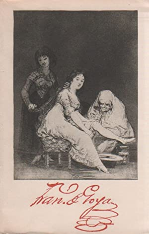 Les caprices de Goya: GOYA - Adhémar
