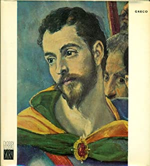 Il Greco: IL GRECO - Guinard Paul