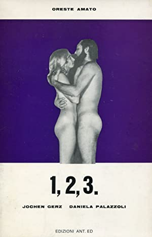 1, 2, 3 (Immagine di un volume): AMATO Oreste
