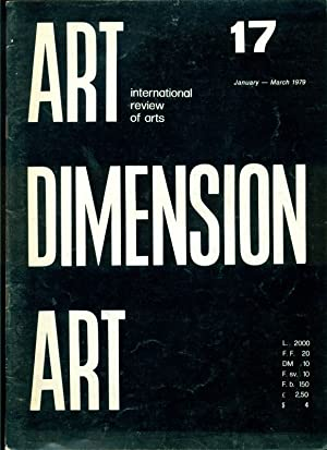 Art Dimension. International review of arts. N.17: ART DIMENSION ART.