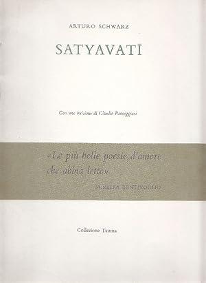 Satyavati: SCHWARZ, Arturo (Alessandria