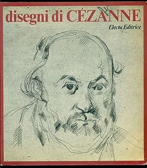 Disegni di Cézanne: CEZANNE, Paul (Aix-en-Provence, 1839 - Aix-en-Provence, 1906)
