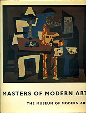 Masters of Modern Art: BARR, Alfred H.