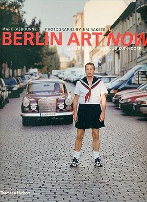 Berlin art now: GISBOURNE Mark