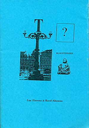 Blausteinsee: FIERENS, Luc; ALTEMUS,