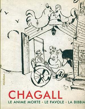 Chagall, fiaba e destino: CHAGALL, Marc (Vitebsk,