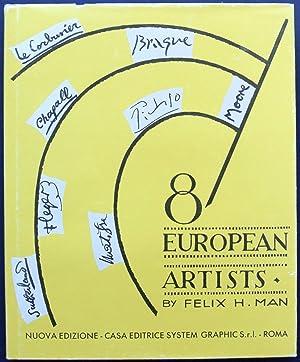 8 European Artists: MAN, Felix H.
