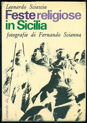 Feste religiose in Sicilia: SCIANNA, Ferdinando (Bagheria,