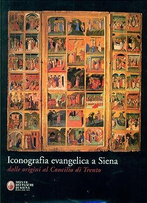 Iconografia evangelica a Siena dalle origini al: BACCI, Michele (a