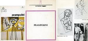 Disegni inediti e dipinti di Prampolini: PRAMPOLINI, Enrico (Modena,
