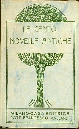 Le cento novelle antiche: MARENDUZZO Antonio (a