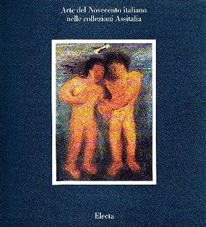 Arte del Novecento italiano nelle collezioni Assitalia: FAGIOLO DELL'ARCO, Maurizio