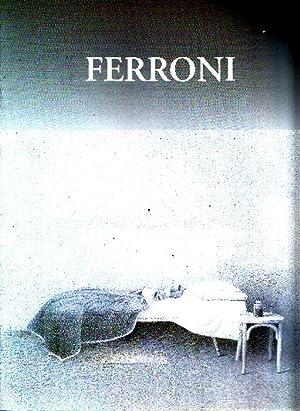 Omaggio a Gianfranco Ferroni: FERRONI, Gianfranco (Livorno,