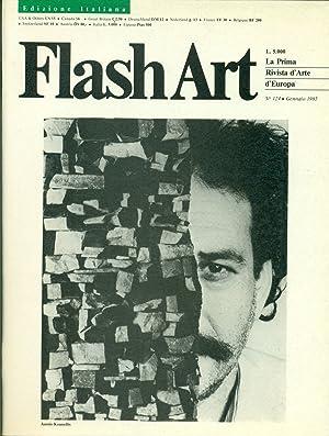 Flash Art. Gennaio 1985, N. 124: FLASH ART La
