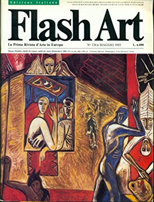 Flash Art. Maggio 1985, N. 126: FLASH ART La