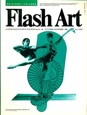 Flash Art. Ottobre/Novembre 1988, N. 146: FLASH ART La