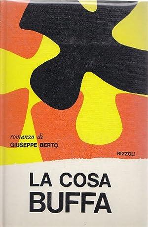 La cosa buffa: BERTO, Giuseppe (Mogliano