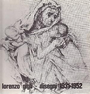 Lorenzo Gigli. Disegni 1931-1952: GIGLI - Brindisi