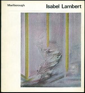 Isabel Lambert: LAMBERT Isabel