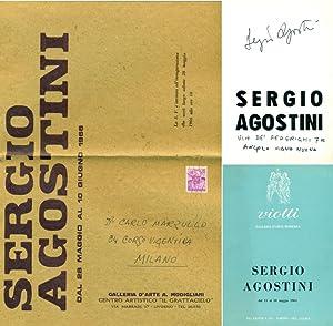 Sergio Agostini: AGOSTINI, Sergio (Roma,