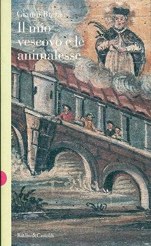 Il mio vescovo e le animalesse: BRERA, Giovanni Luigi