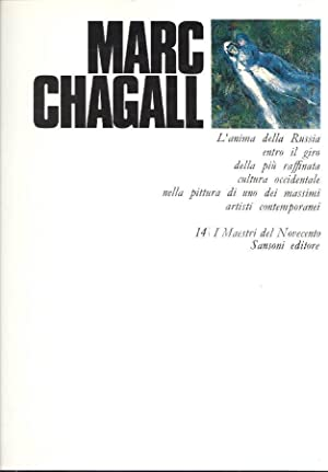 Marc Chagall: CHAGALL, Marc (Vitebsk,