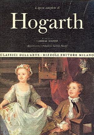 L'opera completa di Hogarth pittore: HOGARTH - Baldini