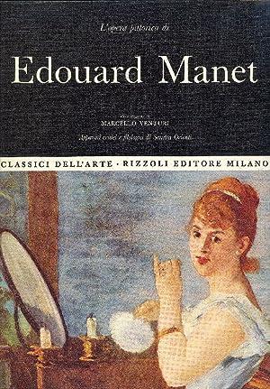 L'opera pittorica di Edouard Manet: MANET - Venturini