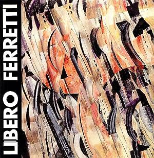 Libero Ferretti. Décollages: FERRETTI Libero
