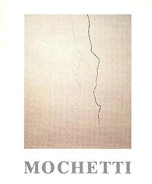 Maurizio Mochetti, Galleria L'Isola 1984: MOCHETTI, Maurizio (Roma,