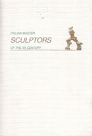 Italian master sculptors of the twentieth century: FAGIOLO DELL'ARCO, Maurizio