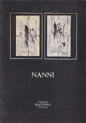 Mario Nanni. Pitture: NANNI, Mario (Castellina
